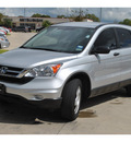 honda cr v 2010 silver suv lx gasoline 4 cylinders front wheel drive automatic 78233