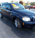 chevrolet hhr 2008 dark blue wagon lt gasoline 4 cylinders front wheel drive automatic 14224