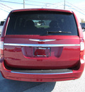 chrysler town and country 2013 red van touring l flex fuel 6 cylinders front wheel drive automatic 45840