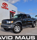 toyota tacoma 2001 black prerunner sr5 gasoline 6 cylinders dohc rear wheel drive automatic 32771