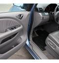 honda odyssey 2008 lt  blue van ex l w navi w dvd gasoline 6 cylinders front wheel drive automatic 98632