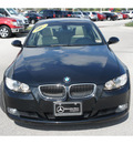 bmw 3 series 2007 black coupe 328i gasoline 6 cylinders rear wheel drive automatic 78626
