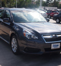 subaru legacy 2013 gray sedan 2 5i premium gasoline 4 cylinders all whee drive automatic 77090