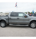 ford f 150 2012 gray xlt flex fuel 8 cylinders 2 wheel drive automatic 77531