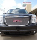 gmc yukon xl 2008 black suv sle 1500 flex fuel 8 cylinders 2 wheel drive 4 speed automatic 76108