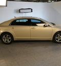 chevrolet malibu 2009 gold sedan lt1 gasoline 4 cylinders front wheel drive automatic 75219
