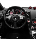 nissan 370z 2013 coupe gasoline 6 cylinders rear wheel drive shiftable automatic 75150
