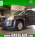 gmc terrain 2013 blue suv slt 1 gasoline 4 cylinders front wheel drive automatic 79015