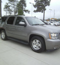 chevrolet tahoe 2007 gray suv lt flex fuel 8 cylinders 4 wheel drive automatic 75503