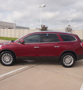 buick enclave 2010 dk  red suv cx gasoline 6 cylinders front wheel drive automatic 76108
