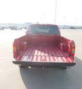 chevrolet silverado 1500 2002 red pickup truck ls gasoline v8 rear wheel drive automatic 76108