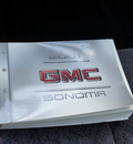 gmc sonoma 2001 pewter pickup truck sls gasoline 6 cylinders rear wheel drive automatic 76087