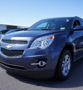 chevrolet equinox 2013 blue lt 4 cylinders automatic 27330