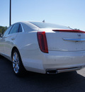 cadillac xts 2013 white sedan luxury 6 cylinders automatic 27330