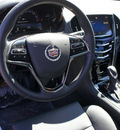 cadillac ats 2013 silver sedan luxury 6 cylinders automatic 27330