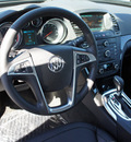 buick regal 2013 gray sedan premium 4 cylinders automatic 27330