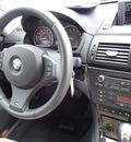 bmw x3 2010 black suv xdrive30i 6 cylinders automatic 99352