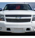chevrolet tahoe 2009 white suv ltz flex fuel 8 cylinders 2 wheel drive automatic 76543