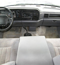 dodge 1500 ram 1997 bluesilver 4x4 gasoline v8 4 wheel drive automatic 81212