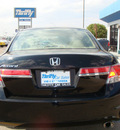 honda accord 2011 black sedan lx gasoline 4 cylinders front wheel drive automatic 79936