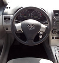 toyota corolla 2011 black sedan le gasoline 4 cylinders front wheel drive automatic with overdrive 77469