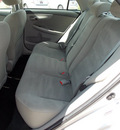 toyota corolla 2011 silver sedan le gasoline 4 cylinders front wheel drive automatic with overdrive 77469