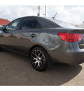 kia forte 2013 gray sedan ex gasoline 4 cylinders front wheel drive automatic 78550
