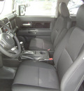 toyota fj cruiser 2013 black suv gasoline 6 cylinders 4 wheel drive automatic 75569
