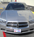 dodge charger 2011 silver sedan 6 cylinders automatic 79925