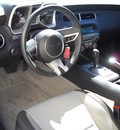 chevrolet camaro 2011 black coupe lt 6 cylinders automatic 79925