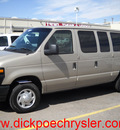 ford e 150 2009 gold van 8 cylinders automatic 79925