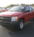 chevrolet silverado 1500 2007 red lt1 gasoline 8 cylinders 4 wheel drive automatic 62863