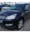 chevrolet traverse 2012 dk  blue suv 6 cylinders not specified 77090