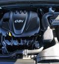 hyundai sonata 2012 blue sedan gls gasoline 4 cylinders front wheel drive automatic 76087