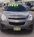 chevrolet equinox 2010 dk  gray suv lt gasoline 4 cylinders front wheel drive 6 speed automatic 78224