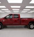 dodge ram 2500 2007 dk  red pickup truck slt diesel 6 cylinders 4 wheel drive 6 speed automatic 78028