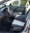 dodge journey 2009 silver suv sxt gasoline 6 cylinders front wheel drive autostick 77450