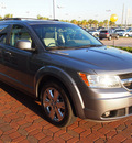 dodge journey 2009 silver suv sxt gasoline 6 cylinders front wheel drive autostick 77450