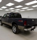 ford f 250 super duty 2004 blue lariat fx4 diesel 8 cylinders 4 wheel drive automatic 78028