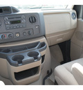 ford e 350 2012 white van super duty flex fuel 8 cylinders rear wheel drive automatic 78539