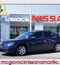 nissan altima 2006 dk  blue sedan 3 5 sl gasoline 6 cylinders front wheel drive automatic 79119