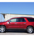 saturn outlook 2008 dk  red suv xr gasoline 6 cylinders front wheel drive automatic 79110