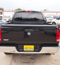 dodge ram 1500 2006 black pickup truck st 6 cylinders automatic 77340