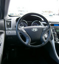 hyundai sonata 2011 gray sedan 4 cylinders automatic 13502