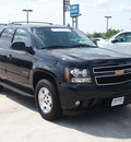 chevrolet tahoe 2012 black suv lt flex fuel 8 cylinders 2 wheel drive 6 speed automatic 77090