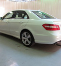 mercedes benz e class 2010 white sedan e350 sport 6 cylinders automatic 44883
