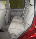 jeep commander 2007 red suv sport 6 cylinders automatic 44883