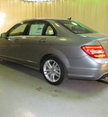 mercedes benz c class 2013 gray sedan c300 4matic sport 6 cylinders automatic 44883