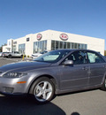 mazda mazda6 2007 gray sedan s grand touring gasoline 6 cylinders front wheel drive automatic 99336