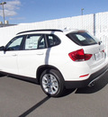 bmw x1 2013 white xdrive28i gasoline 4 cylinders all whee drive automatic 99352